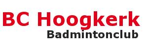 Badmintonclub Hoogkerk